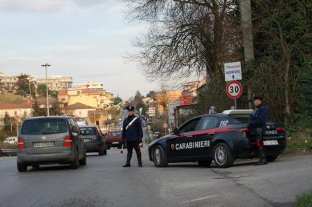 Benevento, denunciato un 53enne ubriaco alla guida ed in possesso di droga