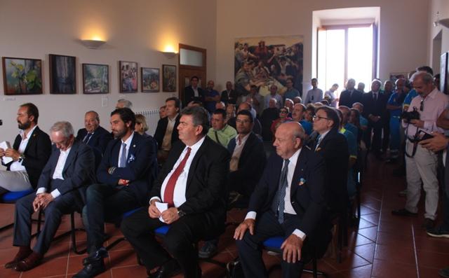 'Vinestate', ieri giornata conclusiva con la cerimonia di consegna del 'Premio Libero Iannella'