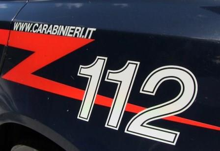 San Lorenzello, 37enne aggredisce la convivente e ferisce lievemente i Carabinieri e personale medico