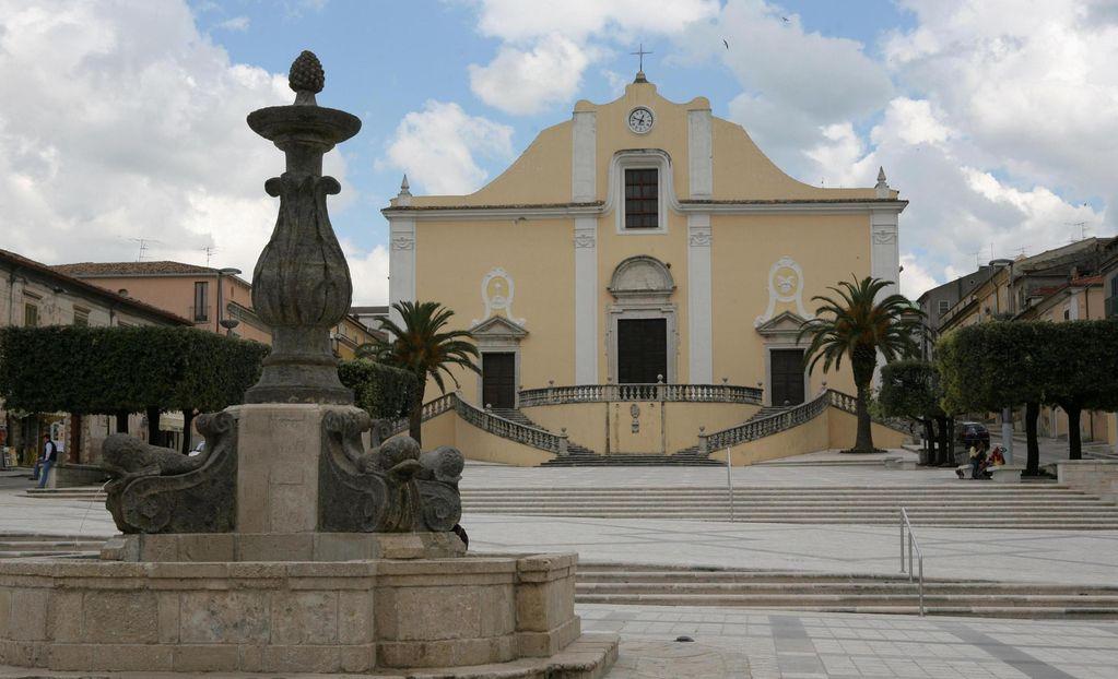In Sicilia gemellaggio tra le città di Cerreto Palmi e Noto