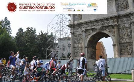 Al via domani la passeggiata cicloturistica alla scoperta di Benevento