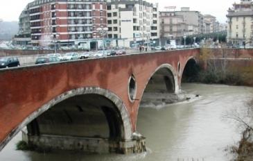 Benevento ponte Vanvitelli, il cantiere lavori si sposta a sinistra della carreggiata
