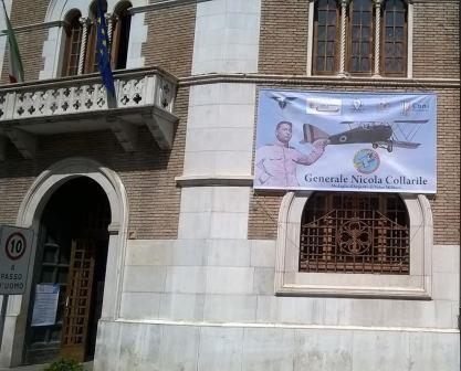 La Camera di Commercio di Benevento celebra l'aviatore Nicola Collerile