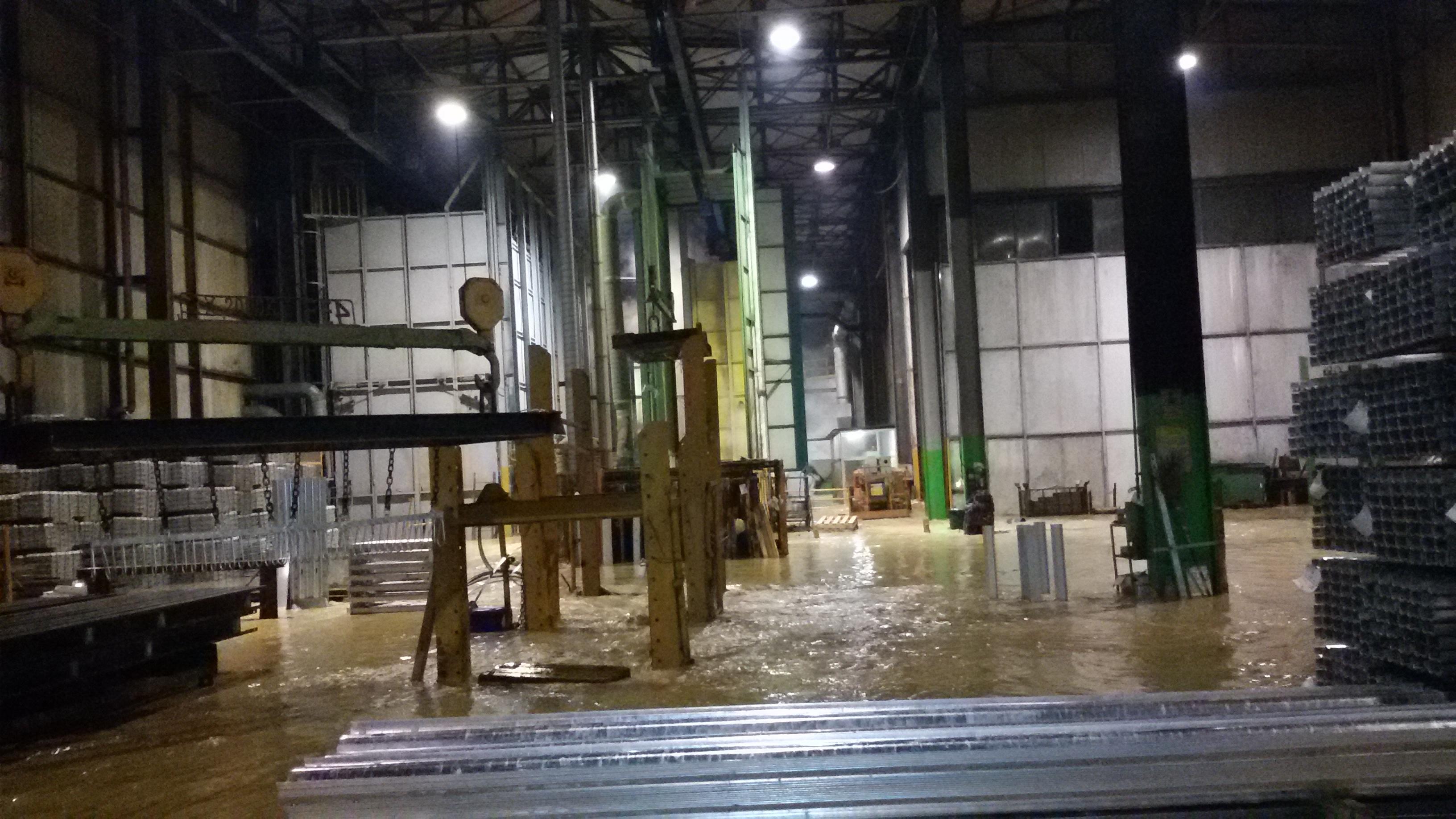 Ponte, l'alluvione di giovedì ha messo in ginocchio l'economia industriale