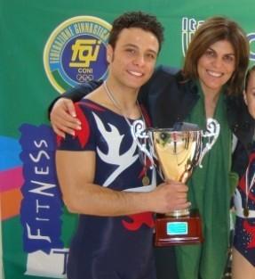 Gli atleti del 'C.G.Benevento' alla Coppa Italia Nazionale di aerobica