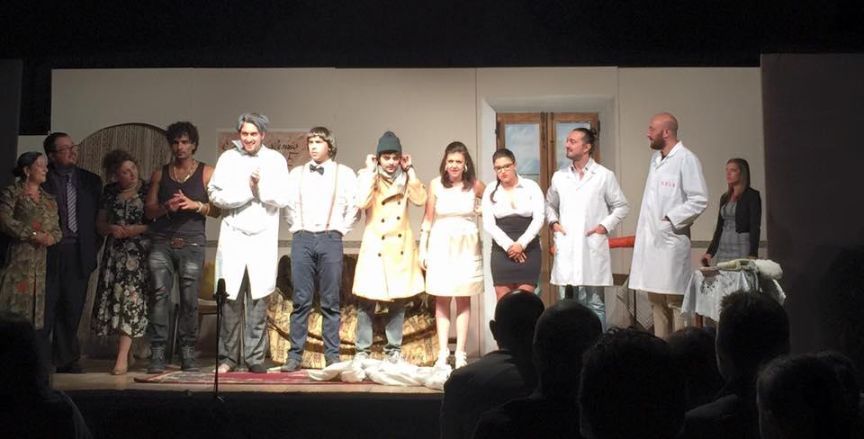 Telese Terme, sabato va in scena uno spettacolo teatrale per sostenere gli alluvionati