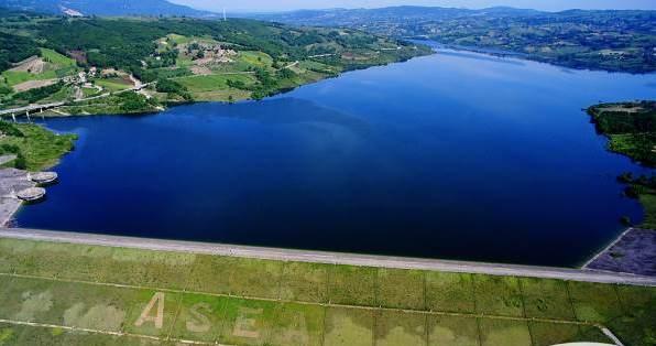 """Situazione diga di Campolattaro, Asea: """"Situazione totalmente sotto controllo"""""""