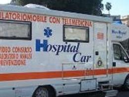 Tornano nel Sannio gli 'Hospital Car' per la prevenzione e la diagnosi precoce