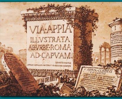'La Via Appia vista da Carlo Labruzzi', inaugurazione mostra il 29 ottobre