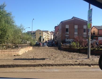 """Sannio emergenza alluvione. """"Doniamo per la ricostruzione"""", questo l'appello della Caritas"""