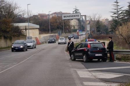 Beneventano 42enne arrestato per rapina