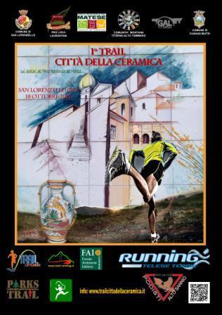 Domani, nel Titerno, 'Trail Campania' evento di sport e natura