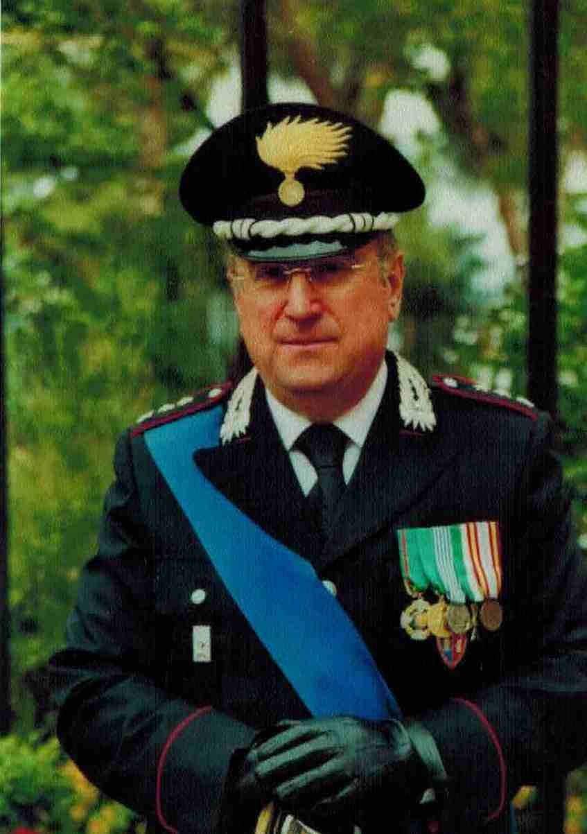 Il Colonnello Adamo è il nuovo Presidente dell'Associazione Nazionale Carabinieri