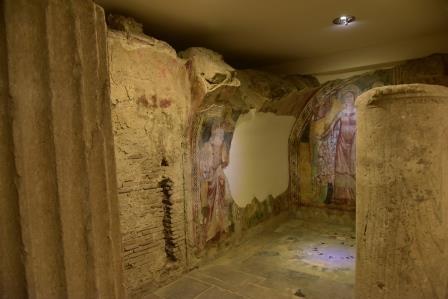 Riapre sabato 28 novembre la pseudocripta della cattedrale di Benevento