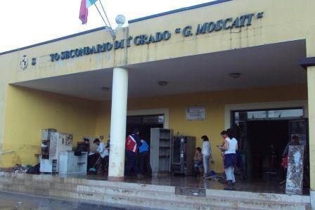 Il Rotary Benevento consegna i computer alla scuola Moscati
