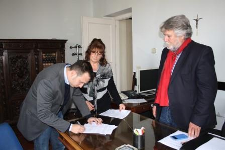 Oberdan Picucci è il vice presidente della Provincia di Benevento