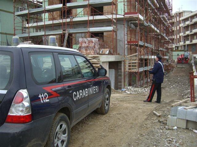 Pontelandolfo, operaio cade dalle scale di un cantiere edile