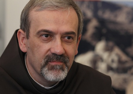 Padre Pizzaballa, domani a Benevento, in una conferenza sulla questione mediorientale