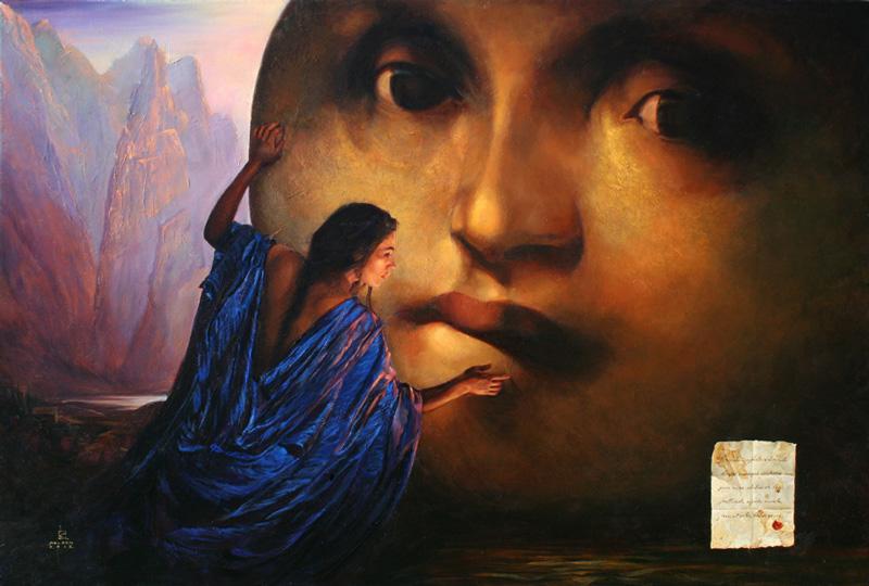 San Salvatore Telesino, 'Dialoghi con la luna' in memoria del pittore Massimo Rao