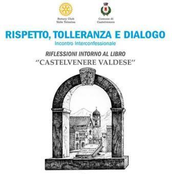Castelvenere, sabato 9 gennaio incontro sul tema 'Rispetto, tolleranza e dialogo'