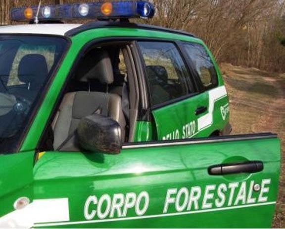 Sequestro discarica abusiva a Benevento. Il Nipaf appone i sigilli a 400mq di un'area cantierata dal Comune di Benevento