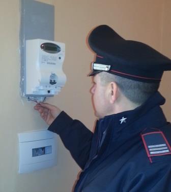 Airola, arrestato 45enne per furto di energia elettrica