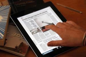 Gdf, diffusione illecita di copie digitali di quotidiani nazionali