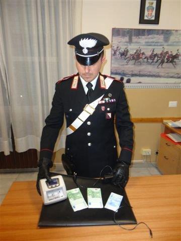 Arrestato pregiudicato beneventano in possesso di banconote false