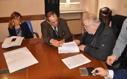 Post alluvione, siglati accordi per ricostruzione sei opere pubbliche. Stanziati oltre 5 milioni di euro
