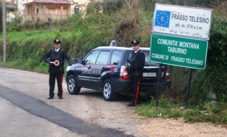 Frasso Telesino, arrestato un sorvegliato speciale