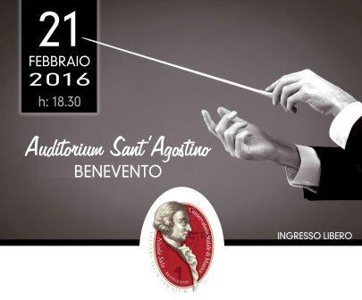 Tutto pronto per il concerto inaugurale dell'Anno Accademico del Conservatorio di Benevento