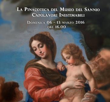 Il 6 e il 13 marzo un percorso guidato nella pinacoteca del Museo del Sannio di Benevento
