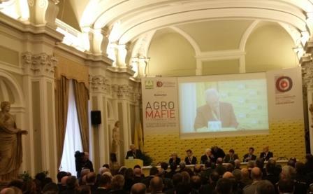 """Rapporto Agromafie: """"La Campania nella morsa della criminalità"""""""