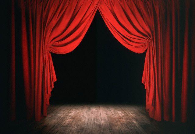 Sabato, a San Giorgio, saggio finale della scuola di recitazione del Teatro Eidos
