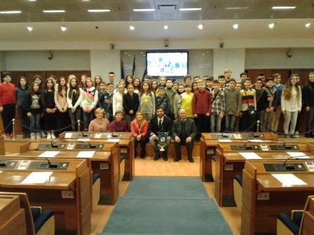 Castelvenere, il  Consiglio comunale junior  ha presentato la proposta di legge 'Natura e storia da recuperare'