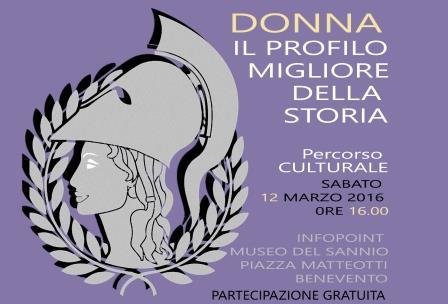 'Donna, il volto migliore della storia', percorso culturale firmato