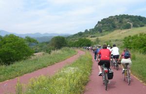 Chiusa, dal 7 al 23 marzo, la pista ciclopedonale Benevento-Vitulano