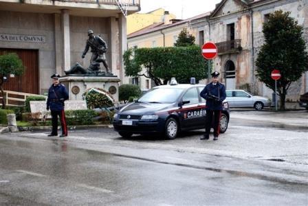 San Giorgio, 25enne definitivamente arrestato per furto e rapina