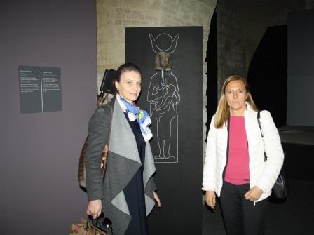 Nuova collaborazione per la valorizzazione dei beni culturali della Provincia. A Benevento la referente europea del Getty Museum