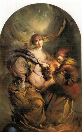 San Salvatore Telesino, la Luna di Rao incontra l'Arcistrea di Maria Pia Selvaggio