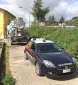 Foiano Valfortore, recuperate a seguito d'inseguimento due autobettoniere rubate