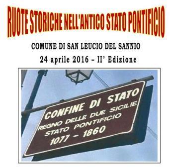 Appuntamento con le 'Ruote Storiche' domani a San Leucio del Sannio