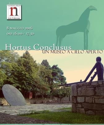 Rinviata a domenica 8 maggio la passeggiata culturale all'Hortus Conclusus di Benevento