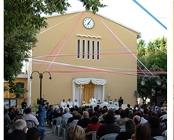 Castelvenere, il saluto a Don Filippo Figliola. La cittadina accoglie il nuovo parroco Don Domenico De Santis