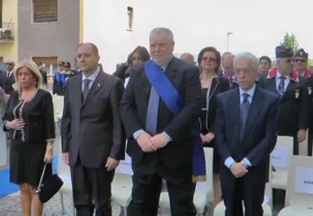 """Celebrato l'anniversario della Fondazione della Polizia, Borrelli: """"I poliziotti hanno dimostrato di esserci sempre"""""""