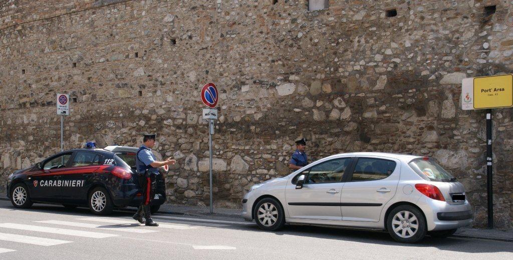 Benevento, rintracciato e denunciato il malvivente che aveva sottratto una collana ad un crocifisso