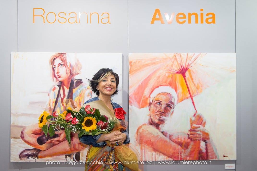 Inaugurata a Castel dell'Ovo la bipersonale 'dalla testa ai piedi' dell'artista sannita Rosanna Avenia e di Mariano Bruno