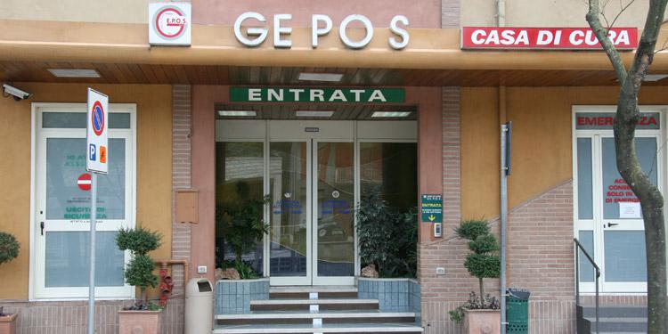 Sarà custodito alla Gepos il quadro raffigurante San Giuseppe Moscati donato da un suo discendente