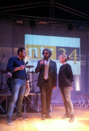 Sannio Fest, i cantautori Casiello ieri e Cataldo oggi, eseguono brani raffinati e profondi in armonia con la migliore canzone d'autore italiana