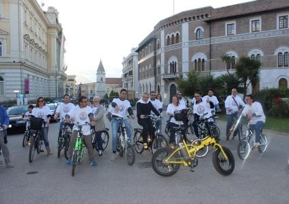 Biciclettata storico-culturale, è quanto messo in pratica dal candidato sindaco Tibaldi per veicolare, a beneventani e non, un messaggio di bellezza da preservare
